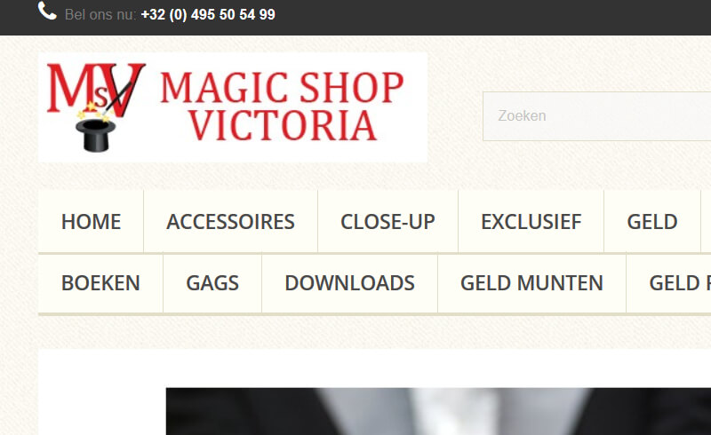 Picture of Magicshop Victoria